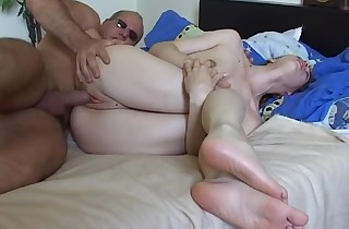 Young girl Zuzanna fucked extremely hard
